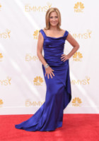 Edie Falco - Los Angeles - 26-08-2014 - Emmy Awards 2014:lo strascico, il classico che non tradisce mai