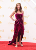 Allison Janney - Los Angeles - 26-08-2014 - Emmy Awards 2014:lo strascico, il classico che non tradisce mai
