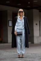 Celine Aagaard - Stoccolma - 27-08-2014 - Il migliore abbinamento per il jeans? Altro jeans