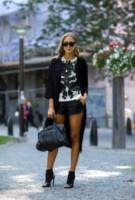 Kenza Zouiten - Stoccolma - 27-08-2014 - Jennifer Lopez e le altre, sexy in shorts in barba al freddo