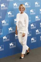 Isabella Ferrari - Venezia - 28-08-2014 - In primavera ed estate, le celebrity vanno in bianco!