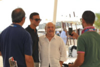 Lino Banfi - Venezia - 31-08-2014 - Festival di Venezia: Costanzo-Rohrwacher, l'amore in Laguna