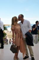 Andrea Rizzoli, Alice Bellagamba - Venezia - 31-08-2014 - Festival di Venezia: Costanzo-Rohrwacher, l'amore in Laguna