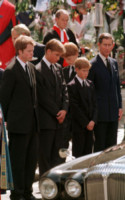Charles Spencer, Principe William, Principe Harry - 06-09-1997 - Lady Diana, a 22 anni dalla morte una nuova rivelazione