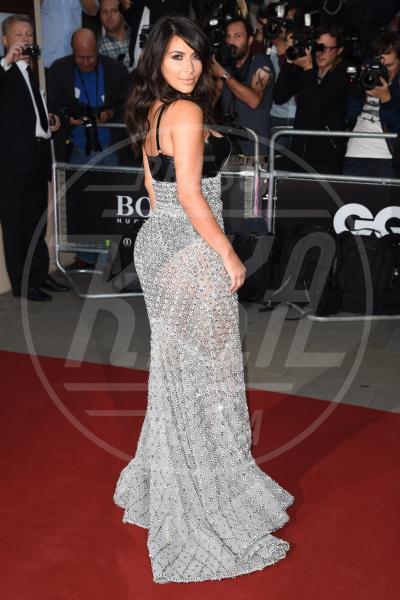 Kim Kardashian - Londra - 02-09-2014 - La provocazione delle vip, mettere in mostra tutto (o quasi)