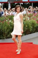 Milla Jovovich - Venezia - 03-09-2014 - Quest'autunno, le celebrity vanno… in bianco!