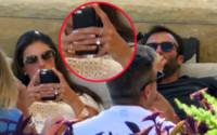 Jamie Mazur, Alessandra Ambrosio - Malibu - 01-09-2014 - Anelli di fidanzamento delle star: qual è il vostro preferito?