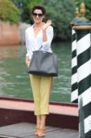 Luisa Ranieri - Lido di Venezia - 04-09-2014 - Questo autunno copriamoci, ma sveliamo le caviglie