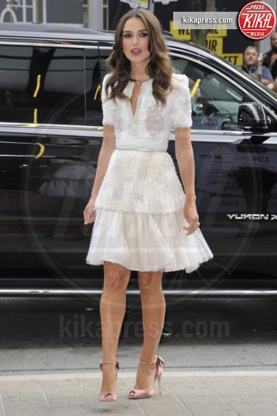 Keira Knightley - Toronto - 10-09-2014 - Quest'autunno, le celebrity vanno… in bianco!