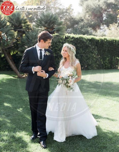 Christopher French, Ashley Tisdale - Los Angeles - 10-09-2014 - Il ritorno di High School Musical, i protagonisti ieri e oggi