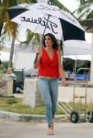 Cindy Crawford - Miami - 11-09-2014 - Questo autunno copriamoci, ma sveliamo le caviglie