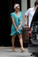 Eva Mendes - New York - 11-07-2013 - Mendes-Gosling: ecco il nome della primogenita
