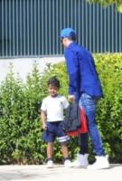 Cristiano Ronaldo jr., Cristiano Ronaldo - 06-02-2007 - Cristiano Ronaldo: ha occhi solo per Cristiano Junior