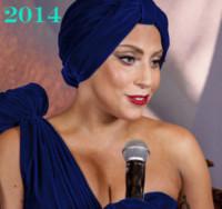 Lady Gaga - Brussels - 22-09-2014 - Lady Gaga, non sembri più la stessa!