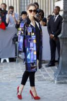 Sofia Sanchez Barrenechea - Parigi - 26-09-2014 - Questo autunno copriamoci, ma sveliamo le caviglie