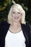 Katia Follesa - Milano - 01-10-2014 - Marilyn Style: biondo platino, il colore delle dive