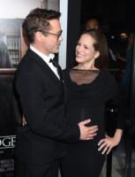 Susan Downey, Robert Downey Jr - Beverly Hills - 01-10-2014 - La principessa Charlene ha fatto il bis! Sono gemelli!