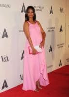 Zoe Saldana - Los Angeles - 01-10-2014 - La principessa Charlene ha fatto il bis! Sono gemelli!