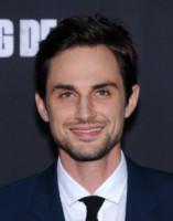 Andrew J. West - Universal City - 02-10-2014 - The Walking Dead presenta la quinta stagione