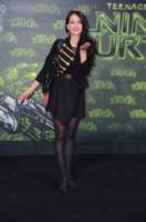 Marla Blumenblatt - Berlino - 05-10-2014 - Megan Fox: una femme fatale in nero per le Tartarughe Ninja
