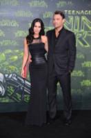 Megan Fox, Brian Austin Green - Berlino - 05-10-2014 - Megan Fox: una femme fatale in nero per le Tartarughe Ninja