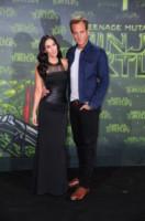 Megan Fox, Will Arnett - Berlino - 05-10-2014 - Megan Fox: una femme fatale in nero per le Tartarughe Ninja