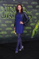 Kathrin Wrobel - Berlino - 05-10-2014 - Megan Fox: una femme fatale in nero per le Tartarughe Ninja