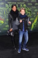 Sam Heinze, Jackie Brown - Berlino - 05-10-2014 - Megan Fox: una femme fatale in nero per le Tartarughe Ninja
