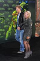 boyfriend Kevin, Iris Mareike Steen - Berlino - 05-10-2014 - Megan Fox: una femme fatale in nero per le Tartarughe Ninja