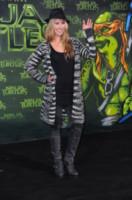 Sina Tkotsch - Berlino - 05-10-2014 - Megan Fox: una femme fatale in nero per le Tartarughe Ninja