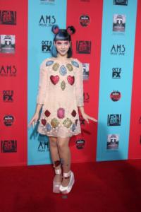 Melanie Martinez - Los Angeles - 06-10-2014 - A San Valentino, vèstiti di cuori e di baci!