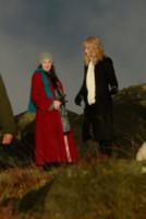 Toni Collette, Drew Barrymore - Leeds - 06-10-2014 - Drew Barrymore ci ha preso gusto, incinta un'altra volta!