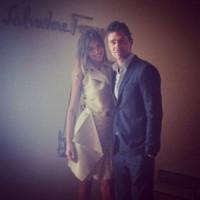 Fabio Fulco, Cristina Chiabotto - Milano - 07-10-2014 - Diventeràla signora Fulco? Cristina Chiabotto dice la sua