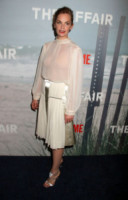 Ruth Wilson - New York - 07-10-2014 - Quest'autunno, le celebrity vanno… in bianco!