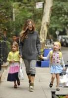 Marion Broderick, Tabitha Broderick, Sarah Jessica Parker - Manhattan - 07-10-2014 - Charlene avrà due gemelli: quante star come lei!