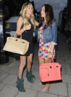 Petra Ecclestone, Tamara Ecclestone - Londra - 05-07-2012 - Birkin Bag di Hermes, da 30 anni la borsa delle star