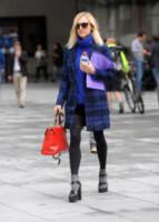 Fearne Cotton - Londra - 08-10-2014 - Basta tinta unita! Colora l'inverno con un cappotto fantasia!