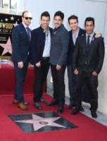 Jonathan Knight, Danny Wood, New Kids on the Block, Donnie Wahlberg, Joey McIntyre, Jordan Knight - Hollywood - 09-10-2014 - La stella dei New Kids on the Block brilla sulla Walk of Fame
