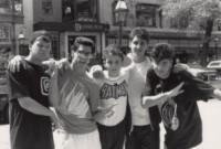 19-01-1989 - La stella dei New Kids on the Block brilla sulla Walk of Fame