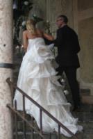 Harold Hunziker, Michelle Hunziker - Bergamo - 10-10-2014 - Michelle e Tomaso sono marito e moglie [VIDEO]