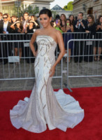 Eva Longoria - Pasadena - 10-10-2014 - Pancione in vista per la bellissima Zoe Saldana