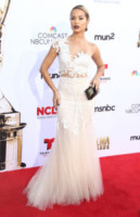 Zulay Henao - Los Angeles - 10-10-2014 - Pancione in vista per la bellissima Zoe Saldana