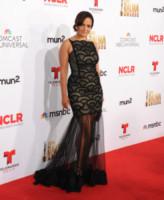 Judy Reyes - Pasadena - 10-10-2014 - Pancione in vista per la bellissima Zoe Saldana