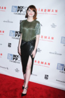 Emma Stone - New York - 11-10-2014 - Emma Stone ha già vinto l'Oscar dell'eleganza!