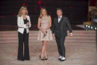 Paolo Belli, Milly Carlucci, Simona Ventura - Roma - 11-10-2014 - Ballando con le stelle: imprevisto per Giusy Versace