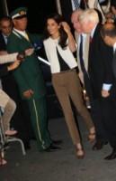 Amal Alamuddin - Atene - 13-10-2014 - Amal Alamuddin Clooney, dopo le nozze, il lavoro