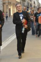 Morrissey - Roma - 14-10-2014 - Morrissey a Roma, bagno di folla anche dopo il concerto