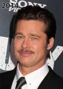 Brad Pitt - Washington, DC - 16-10-2014 - Brad Pitt: dall'esordio a ora quanti cambiamenti