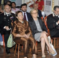 Pubblico - Palermo - 17-10-2014 - Antiracket, Pif lancia la Addiopizzo Card