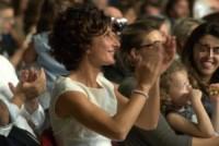 Ester Renzi, Agnese Renzi - Firenze - 18-10-2014 - Agnese Renzi, che dolcezza con la piccola Ester
